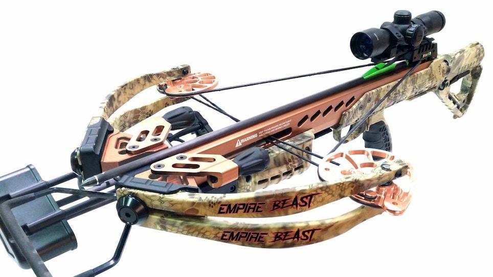 SA Sports Empire Beast 400 Crossbow