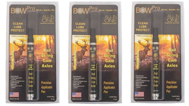 Seal1 Bow Pro Pen Premium Rail Lube and String Wax