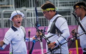 Olympic Video: Team Archery Gold for South Korea