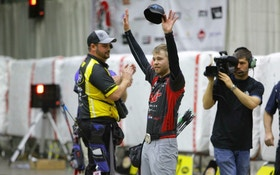 Team PSE's Stephan Hansen Wins NFAA Indoor Nationals