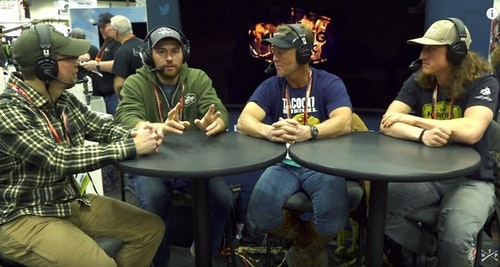 The hosts from The Hunting Public joined Ranch Fairy during the 2020 ATA Show for a podcast to talk about arrows, broadheads and FOC. The podcast has been viewed nearly 70,000 times since it was uploaded to YouTube on Feb. 5, 2020.