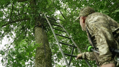 The partners are really excited about the new Ladder Stand Buddy and look forward to seeing it serve the needs of deer hunters.