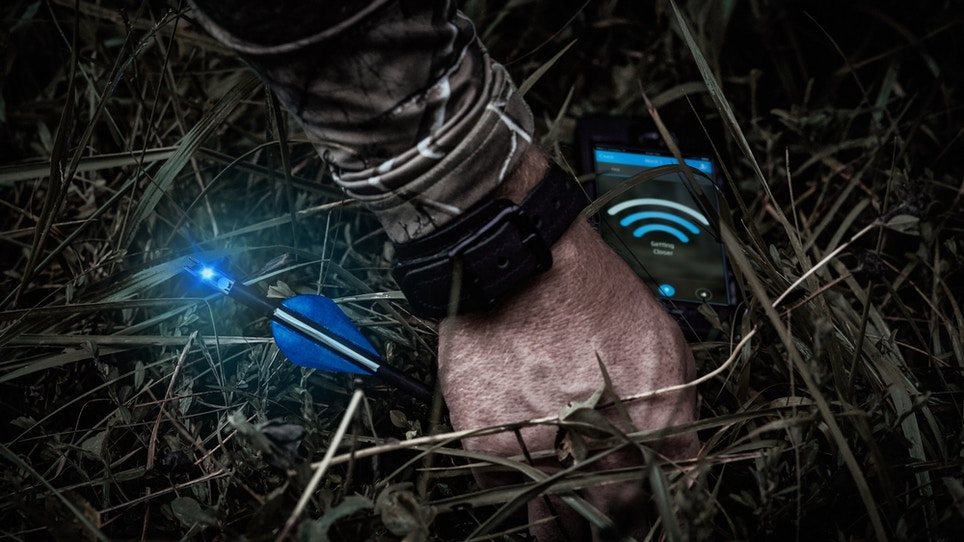 Breadcrumb creates first trackable Bluetooth nock and location marker
