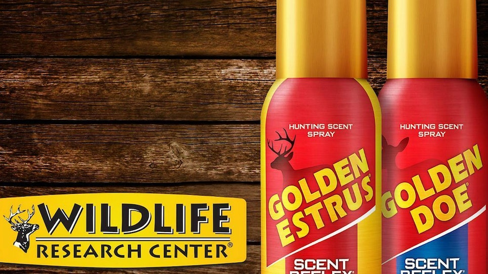 First Look: Premium Scent Spray Cans from Wildlife Research Center