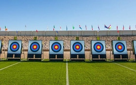 Rinehart Targets Shows Continued Support for World Archery
