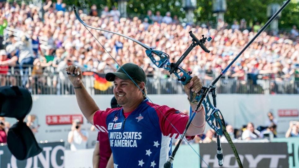 Team USA's Brady Ellison Wins 2019 World Championship