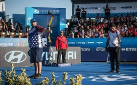 Team USA's Kris Schaff Wins World Cup Final in Samsun, Turkey