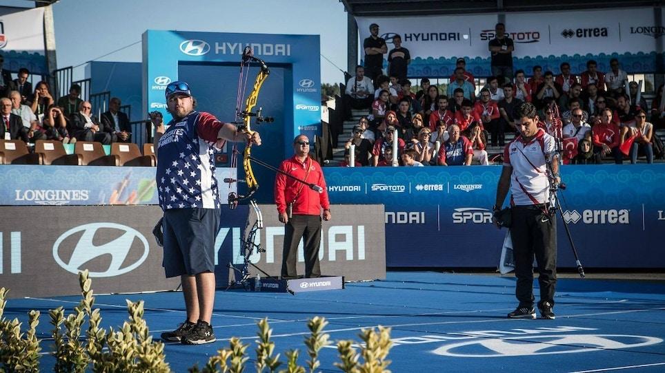 Team USA's Kris Schaff Wins World Cup Final in Samsun, Turkey
