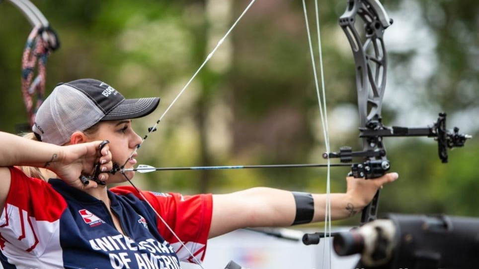 Paige Pearce Sets U.S. National Record at World Cup in Guatemala