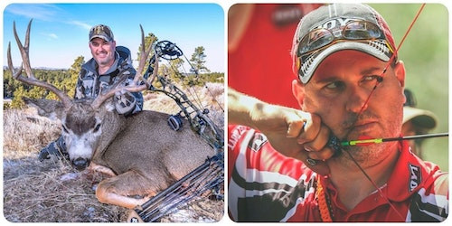 Hoyt's new president Zak Kurtzhals is an avid bowhunter and accomplished target archer.