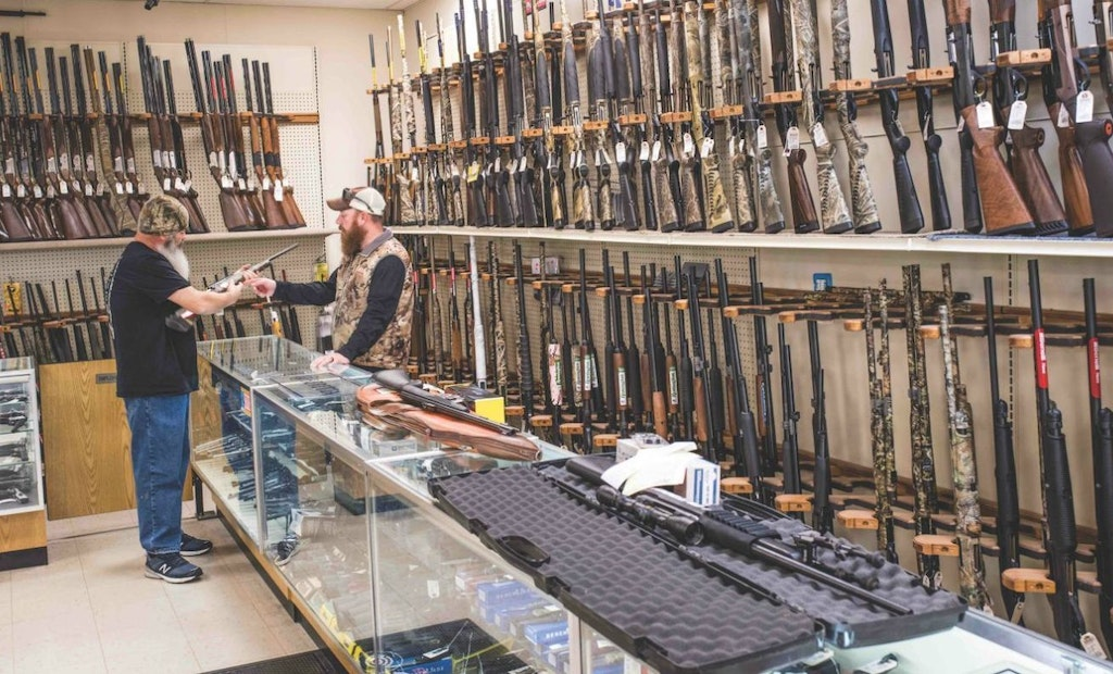 Selling Guns and Bows: Traits to Look for in a Salesperson