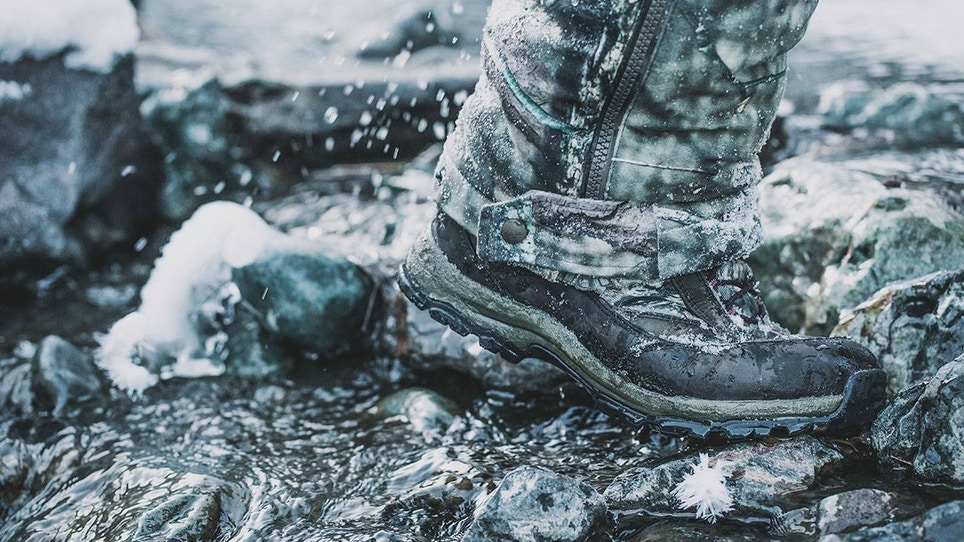 Best Hunt Wear for 2017: Footwear