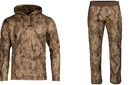 Natural Gear Dura Fleece Layering Series