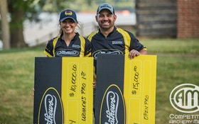 Team Mathews Shooters Emily and Dan McCarthy Both Win First Place at Recent ASA Pro/Am