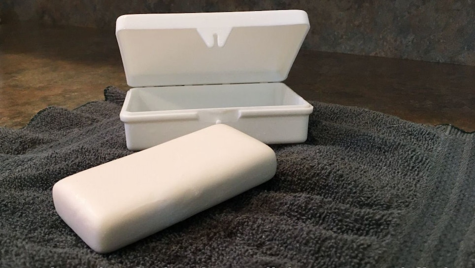 Inventory Tip: Stock Scent-Free Bar Soap