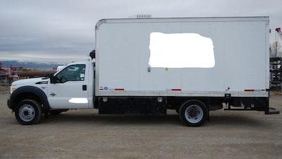 Cues Truck
