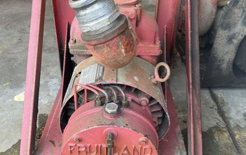 Fruitland Tool and MFG Vacuum Pump