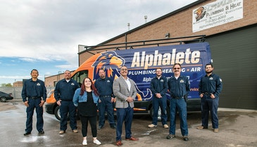Community-Oriented Plumber Strives to be the Alpha and the Elite