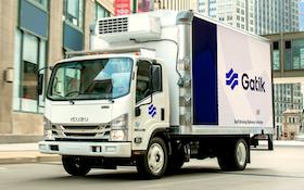 Companies Collaborate to Develop Fully Autonomous Medium-Duty Trucks