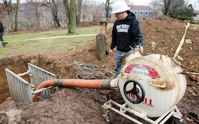 Trenchless Pipe Relining Pays Off For Contractor