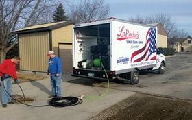 Truck-Mounted Jetter Tackles Every Task