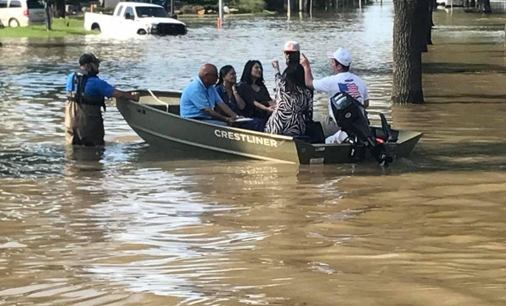 Hydroexcavating Contractor Helps Out in Hurricane Harvey Aftermath