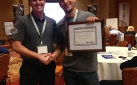 South Carolina Contractor Receives Nu Flow's 'Job of the Year' Award