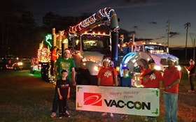 Your Community Christmas Parade Needs a Vactruck