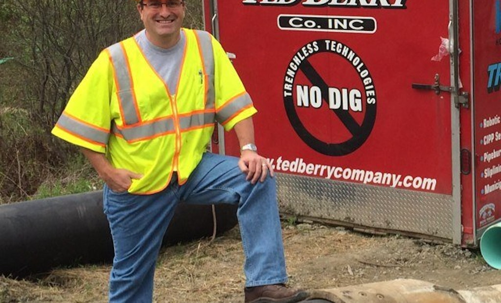 Ted Berry Co. Appoints New President