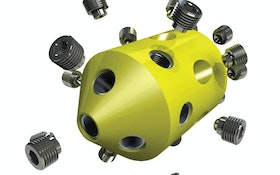 Arthur Products Builds  Nozzles to Your Parameters