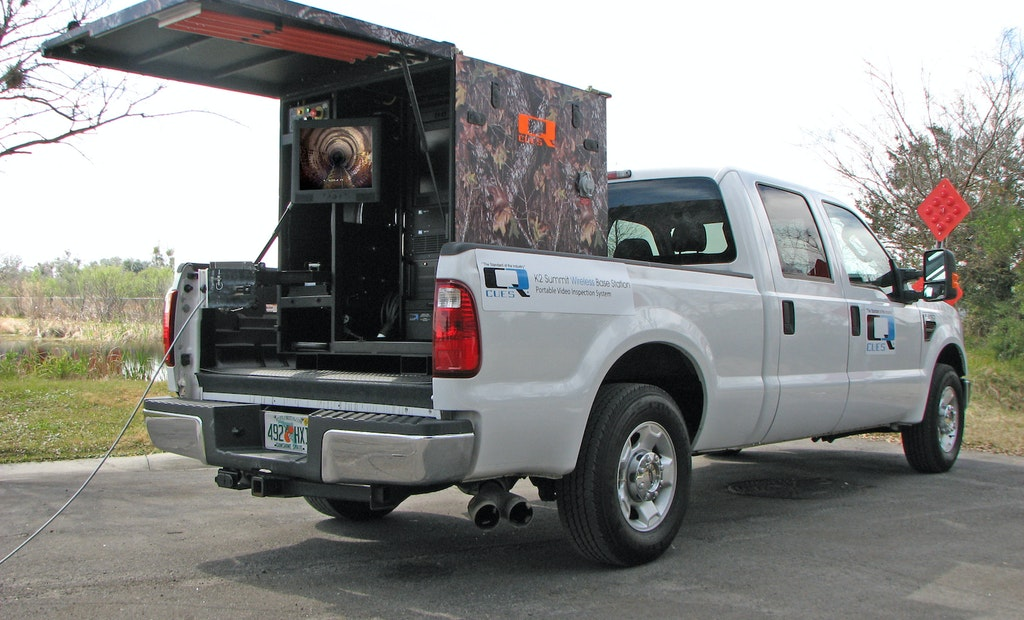 Easy-to-Use Inspection System Fits in a Pickup