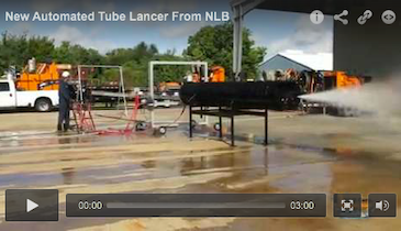 New Automated Tube Lancer From NLB