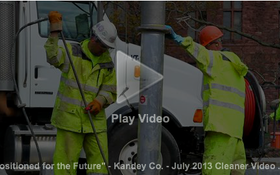 """Positioned for the Future"" - Kandey Co. - July 2013 Cleaner Video Profile"