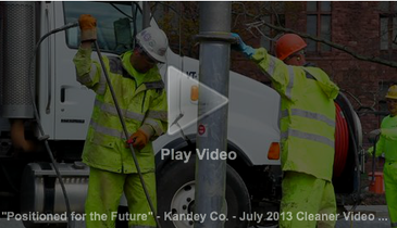 """""""Positioned for the Future"""" - Kandey Co. - July 2013 Cleaner Video Profile"""