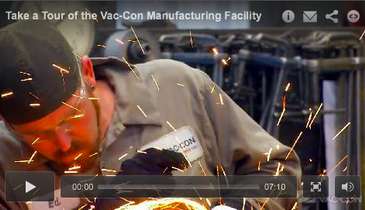 Take a Tour of the Vac-Con Manufacturing Facility