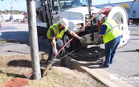 Contractor Uses Vac-Con Equipment to Give Customers Thorough Sewer Cleanings