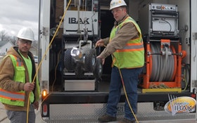 RapidView IBAK Inspection System Provides Multiple Benefits for Contractor
