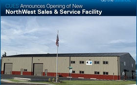 CUES Opens New Sales and Service Center in Oregon
