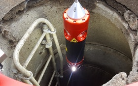 CleverScan: The Manhole Scanning Camera