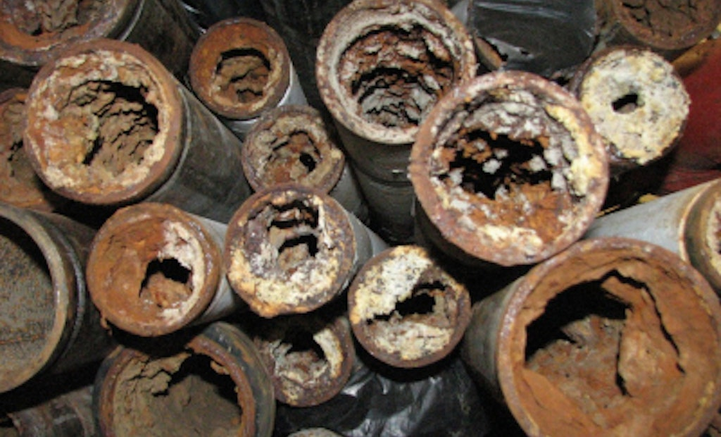 Putting a Stop to Pipe Corrosion With CIPP Lining