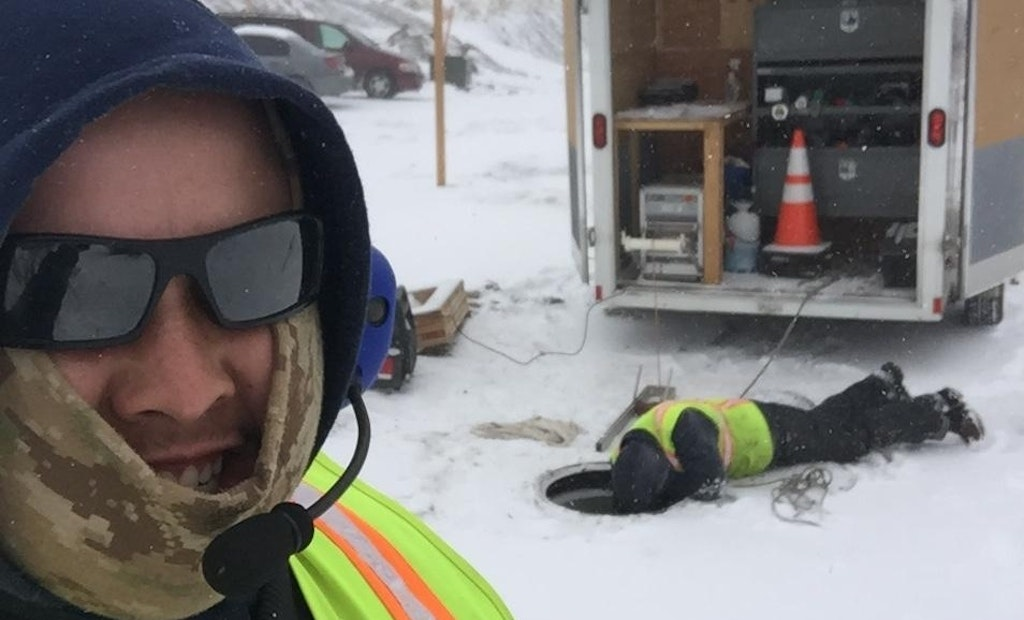 Colorado Wastewater Company Becomes Top Dam Inspector With ROVVER X