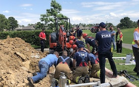 Texas Man Survives Trench Collapse