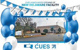 CUES Opens New Sales and Service Center in Delaware