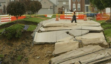 Stop Sinkholes Before They Start