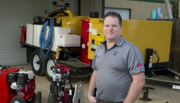 Contractor Doesn't Quit on Tough Jetting Job