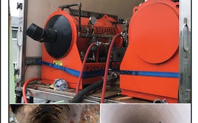 Save Time and Money When Pipe Relining With Dry Steam Generator