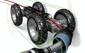 Sewer Authority Advances With Lateral Launch Crawlers