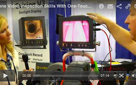 Sharpen Video Inspection Skills With One-Touch Recording Device
