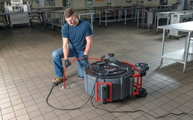 Company Finds Additional  Applications for Drain Cleaning Machine