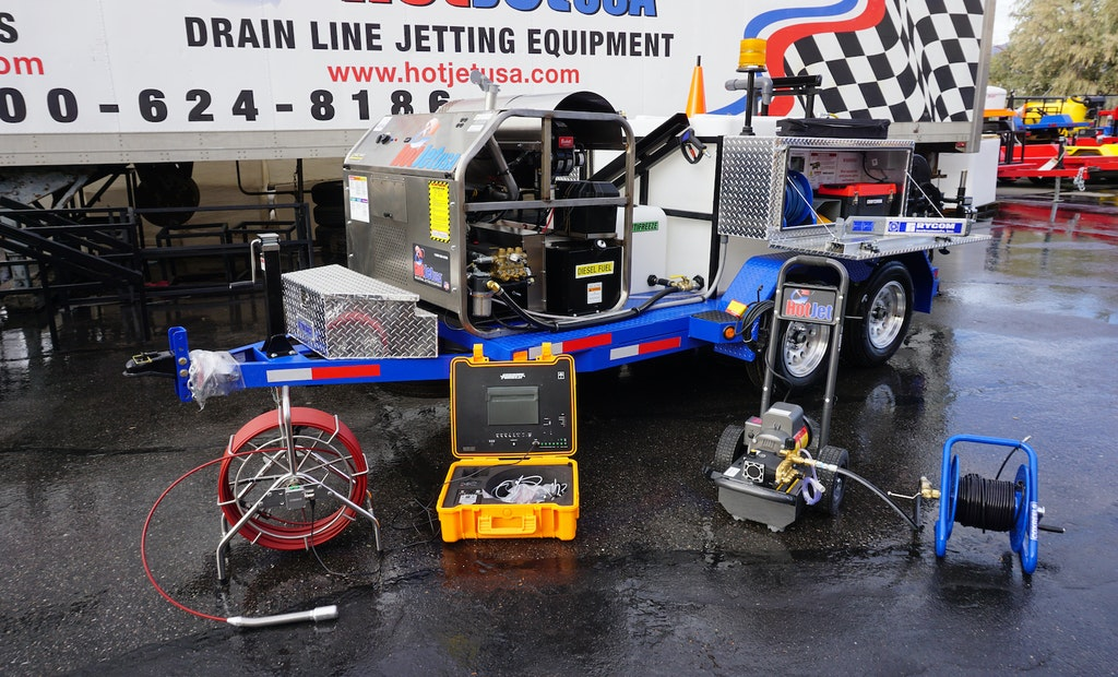Increase Revenue by Adding Drainline Jetting to Your Service Offerings